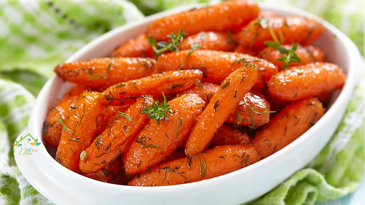 cà rốt tí hon